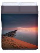 A Moment Of Shine Duvet Cover