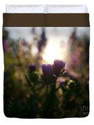A Morning Light  Duvet Cover