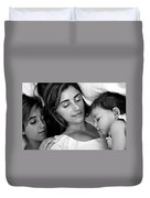 A Mother's Love Duvet Cover