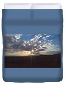 A Mountain Beauty... Duvet Cover