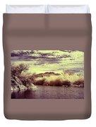 A Mystical River View Duvet Cover