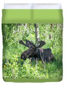 A Nap In The Grass Duvet Cover