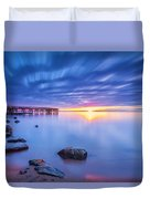 A New Dawn Duvet Cover