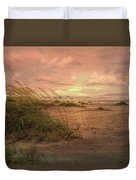 A Painted Sunrise Duvet Cover