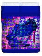 A Pair Of Shoes Duvet Cover