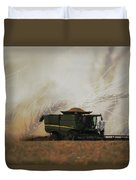 A Panhandle Harvest Duvet Cover