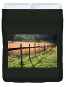 A Path Seldom Taken Duvet Cover
