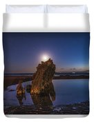 A Peaceful Night Duvet Cover