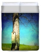 A Place Called Home Duvet Cover
