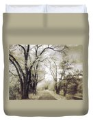 A Place For Dreams To Stay Forever Duvet Cover