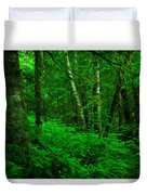A Place In The Forest Duvet Cover