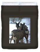A Place To Rest Your Head Duvet Cover