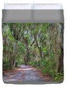 A Pleasant Stroll Duvet Cover