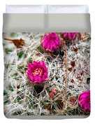 A Prickly Bed Duvet Cover