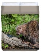 A Prickly Situation Duvet Cover