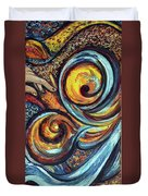 A Ray Of Hope Duvet Cover