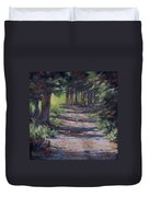A Road Less Travelled Duvet Cover