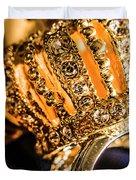 A Royal Engagement Duvet Cover