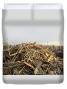 A Rubbish Pile Duvet Cover