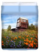 A Season For Everything Duvet Cover