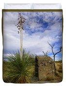 A Shrine In The Desert Duvet Cover