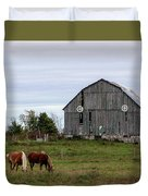 A Simple Story Duvet Cover