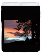 A Sky To Behold Duvet Cover