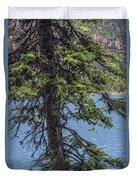 A Slice Of Pine Duvet Cover