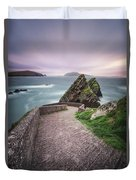 A Song For Ireland Duvet Cover