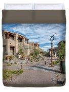 A Southwest Community Duvet Cover