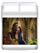 A Spanish Night Duvet Cover