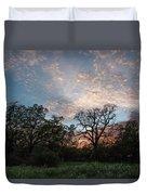 A Spring Evening Duvet Cover