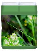 A Summer Of Dragonfly Kisses Duvet Cover