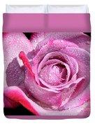 A Sweet Sweet Rose Duvet Cover