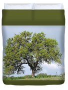 A Tale Of One Tree Duvet Cover