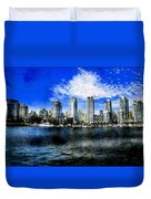 A Tale Of Two Cities Duvet Cover