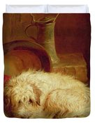 A Terrier Duvet Cover