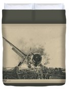 A Time For Courage Duvet Cover