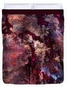 A Tortured Heart Duvet Cover