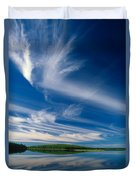 A Touch Of Heaven Duvet Cover