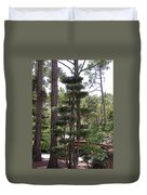 A Towering Tree Duvet Cover