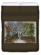 A Tree For All Seasons  Duvet Cover