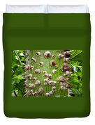 A Trunk Of Thorns Duvet Cover