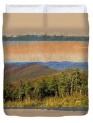 Equinox Mountain, Vermont.             Duvet Cover
