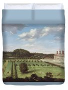 A View Of Bayhall - Pembury Duvet Cover