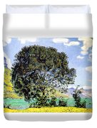 A View Of Lake Brienz From Bodeli Duvet Cover