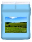 A View Over Exmoor 2 Duvet Cover