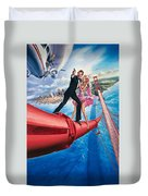 A View To A Kill 1985 Duvet Cover