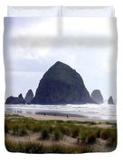 A Walk In The Mist Duvet Cover