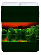 A Walk In The Park 1 Duvet Cover